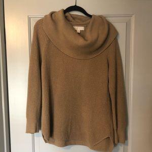 Michael Kors Cowl Neck Sweater - Size Medium